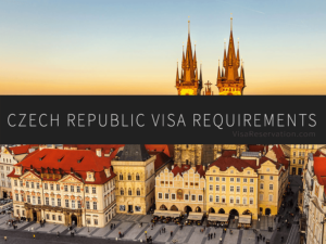 Czech Republic Visa Requirement.